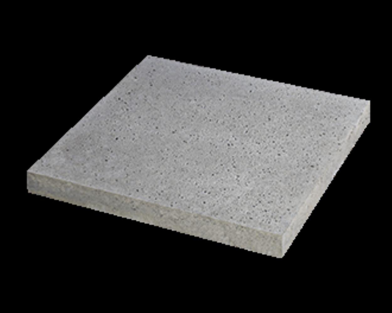 Schellevis grijs 60x60 per m2