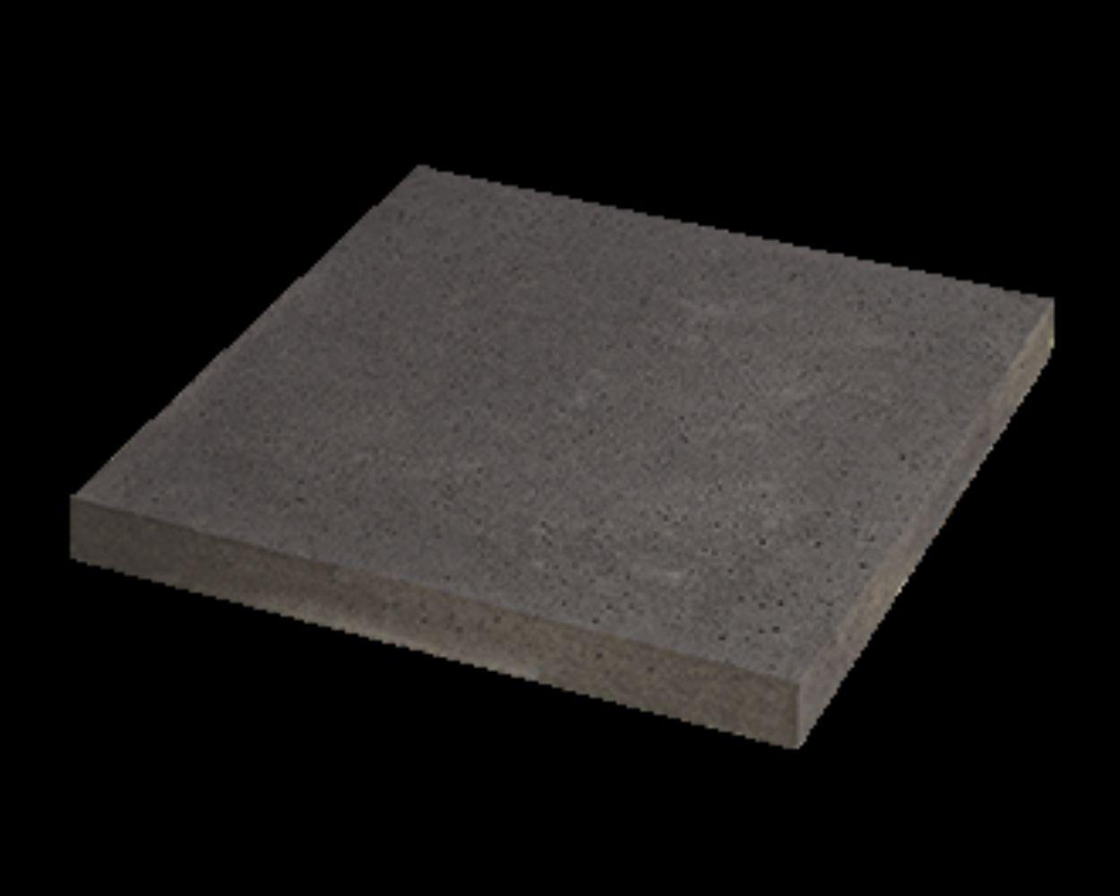 Schellevis antraciet 15x15x75 per m2